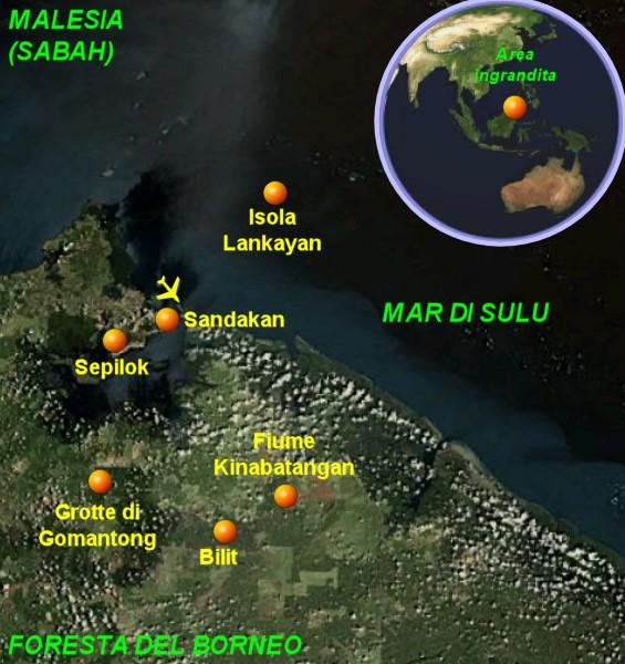 Lankayan Island: La Malesia Dalla Foresta Del Borneo All´isola Lankayan