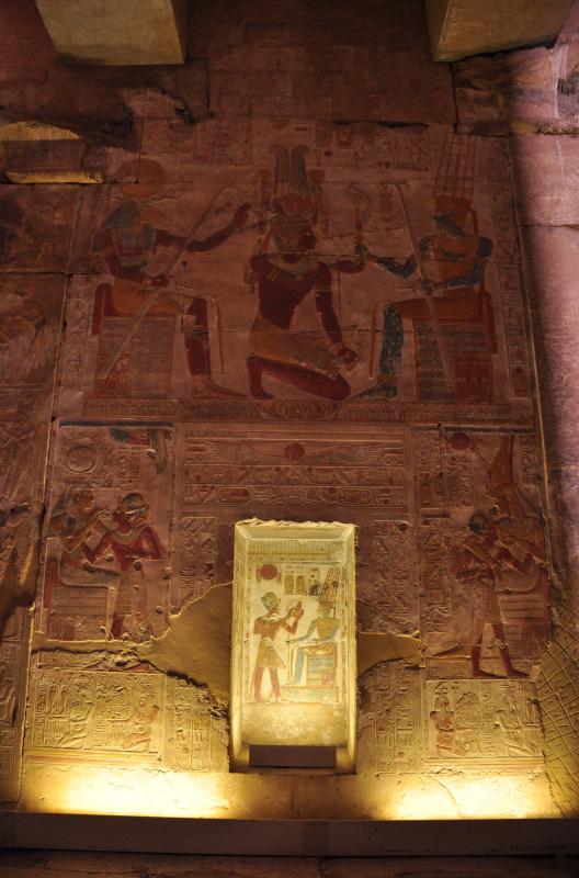 Escursioni in partenza da luxor tour al tempio di abydos - Partenza da calata porta di massa ...