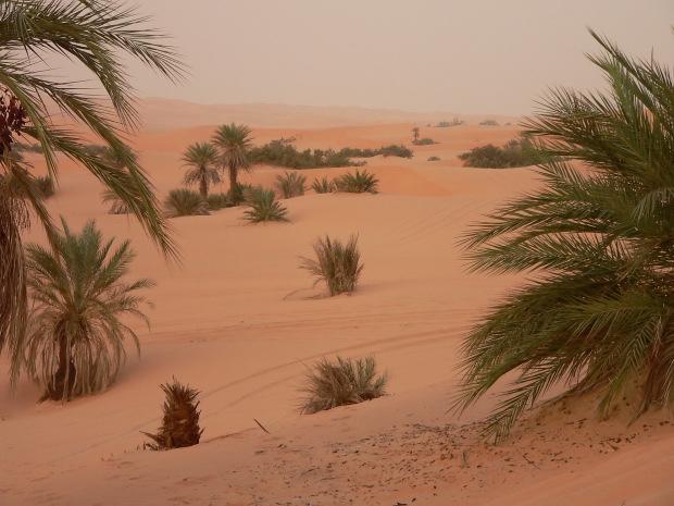 Da murzuk a ubari la regione dei laghi fra le dune di for Setacciavano la sabbia dei fiumi