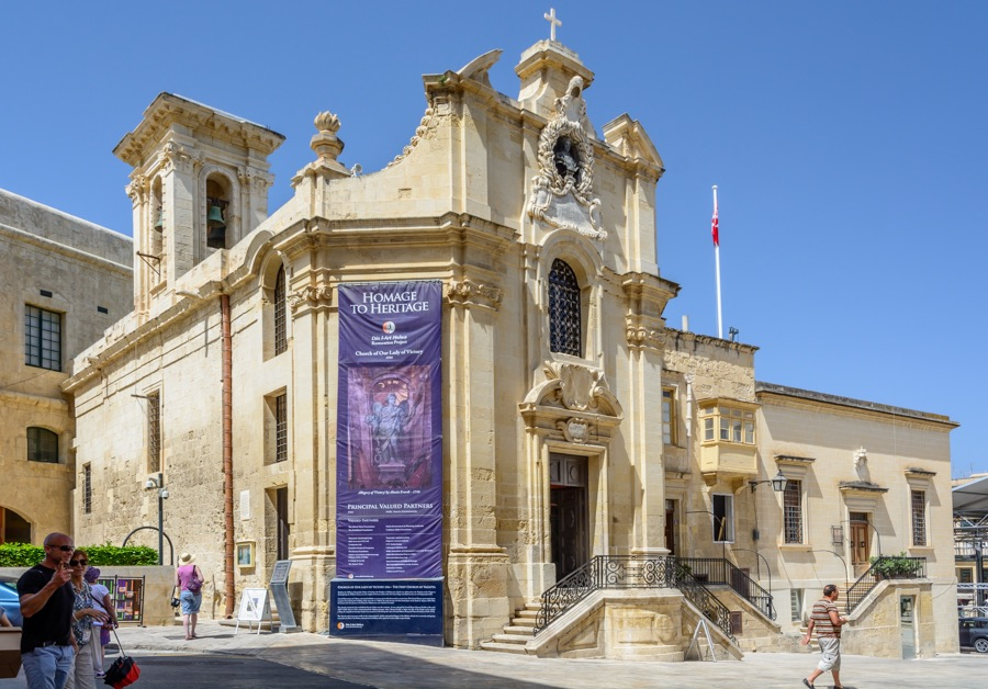 Tour a valletta capitale di malta for Monumenti mondiali