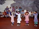 Danze eschimesi a Barrow, Alaska
