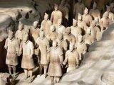 Esercito di terracotta, Xian, Cina