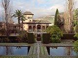 Alhambra, Granada, Andalucia, Spagna