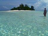 Isola Lankayan, Malesia