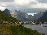 Reine, isole Lofoten, Norvegia