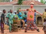 Festival in Benin