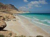 Spiaggia a Socotra