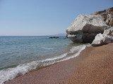Spiaggia Rossa a Rodi (Grecia)