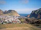 Vestmannaeyjar, Islanda