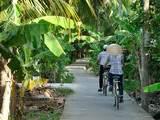 Villaggio sul Mekong