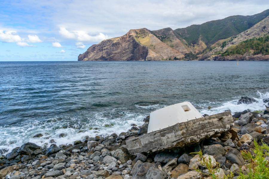 L isola di robinson crusoe juan fernandez in cile for Alexander isola