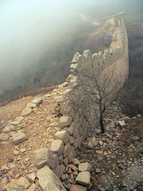 viaggio alla grande muraglia cinese ed alle tombe della