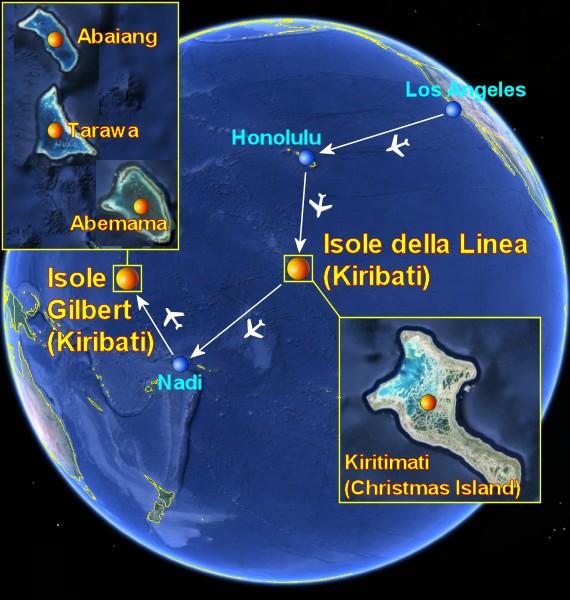 Kiribati Informazioni E Consigli Di Viaggio